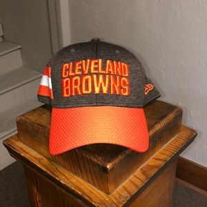 Cleveland Browns New Era Fitted Hat